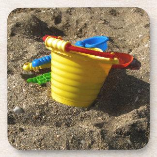 Sand Bucket Coaster