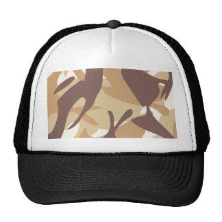 Sand Camouflage Trucker Hat