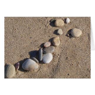 Sand Card