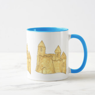 Sand Castle Mugs & Drinkware