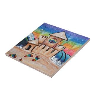 Sand Castle Tile