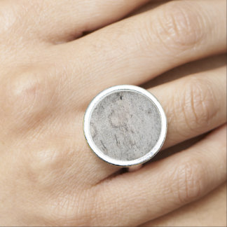 Sand Colored Ring