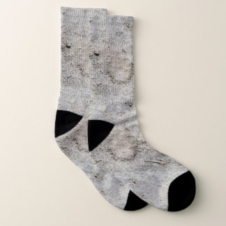 Sand Colored Socks