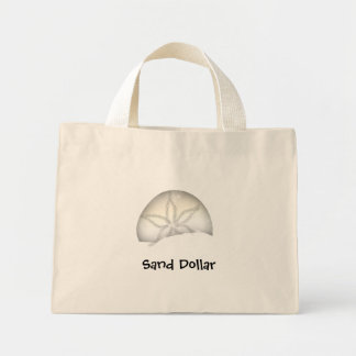 Sand Dollar Beach Bag