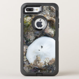 Sand Dollar in the Fiji Reef at Low Tide OtterBox Defender iPhone 8 Plus/7 Plus Case