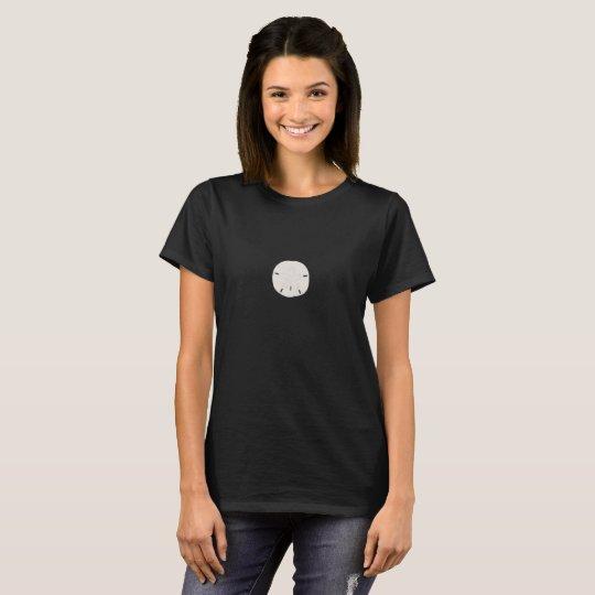 Sand Dollar Nautical Logo T-Shirt