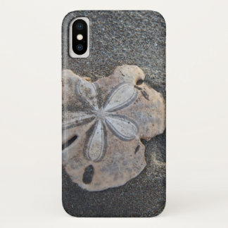 Sand dollar on sand Case-Mate iPhone case