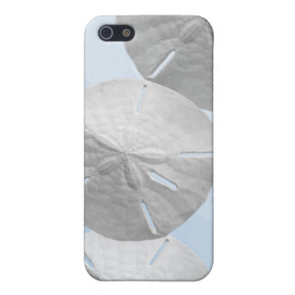 Sand Dollars on Blue Cover For iPhone 5/5S