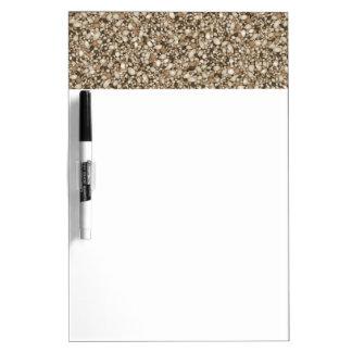 Sand Dry Erase Board