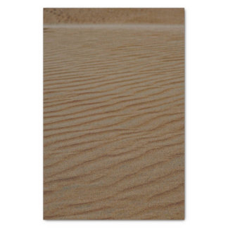 Sand Dune-Abstract by Shirley Taylor Tissue Paper