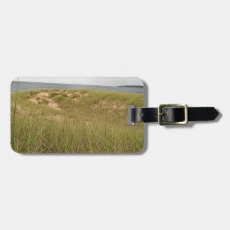 Sand dune bag tag