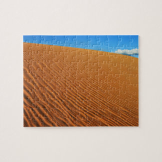 """Sand dune, Jalapão""  jigsaw puzzle"