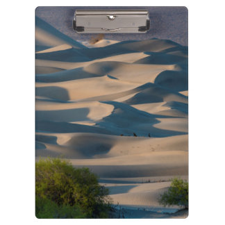 Sand dune landscape, California Clipboards