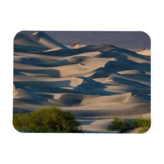 Sand dune landscape, California Magnet