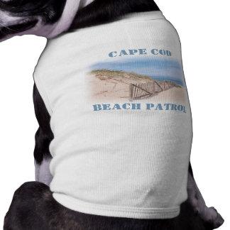Sand Dunes and Beach Fence Shirt