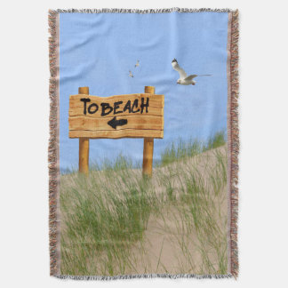 Sand Dunes image for Throw Blanket