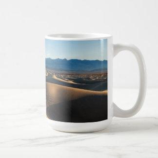 Sand dunes in Death Valley, CA Coffee Mug