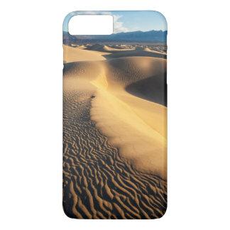 Sand dunes in Death Valley, CA iPhone 7 Plus Case