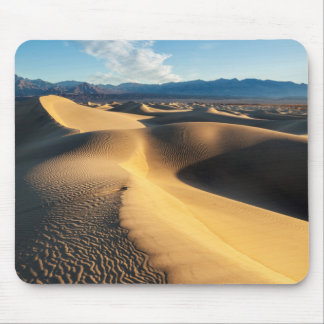 Sand dunes in Death Valley, CA Mouse Pad