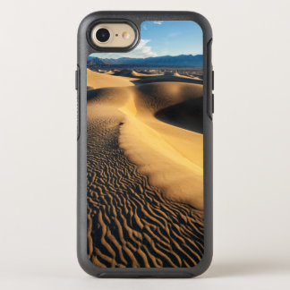 Sand dunes in Death Valley, CA OtterBox Symmetry iPhone 8/7 Case