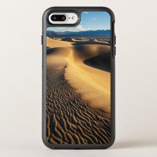 Sand dunes in Death Valley, CA OtterBox Symmetry iPhone 8 Plus/7 Plus Case