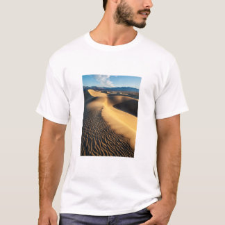 Sand dunes in Death Valley, CA T-Shirt