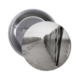 Sand Fence 2 Inch Round Button