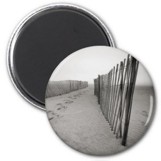 Sand Fence 2 Inch Round Magnet