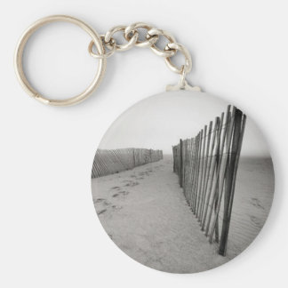 Sand Fence Key Chains