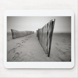 Sand Fence Mouse Pad