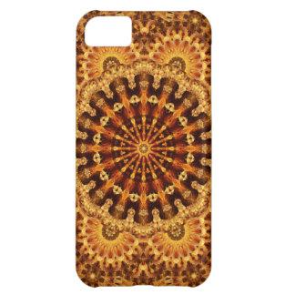 Sand & Flame Mandala iPhone 5C Cases