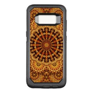 Sand & Flame Mandala OtterBox Commuter Samsung Galaxy S8 Case