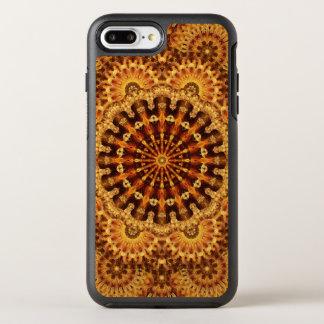 Sand & Flame Mandala OtterBox Symmetry iPhone 7 Plus Case