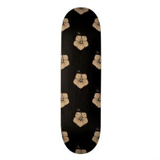 Sand Flower Pattern 3 Skate Deck