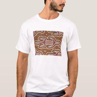 Sand Goanna By Glen Evans Kooma Tribe T-shirt