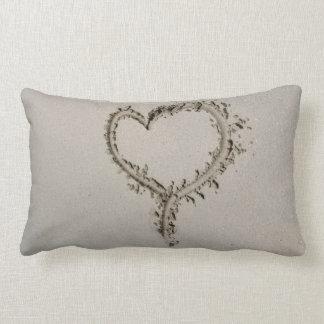 Sand Heart Lumbar Pillow