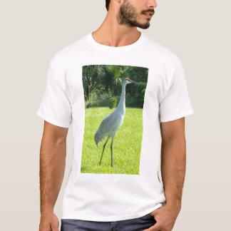 Sand Hill Crane T-Shirt