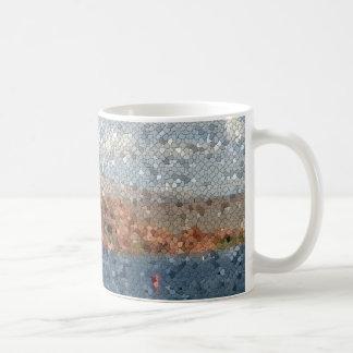 Sand Hollow Mosaic Mug