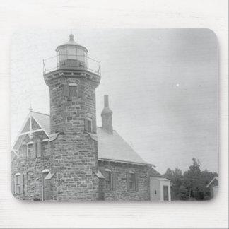 Sand Island Lighthouse Mouse Pad