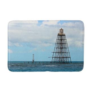 Sand Key Lighthouse, Florida Bath Mat