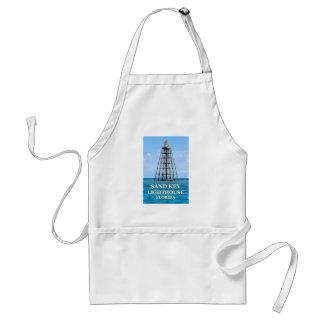Sand Key Lighthouse, Florida Cooking Apron