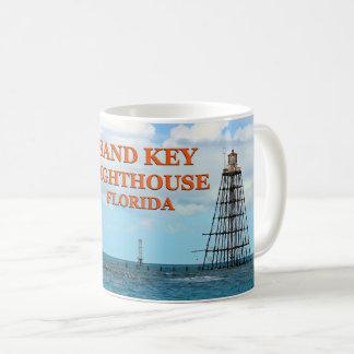Sand Key Lighthouse, Florida Mug