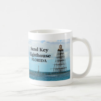Sand Key Lighthouse, Florida Mug