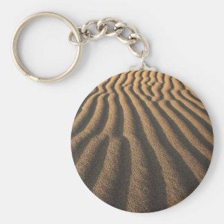 sand keychain