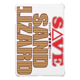 Sand Lizard Save iPad Mini Cases