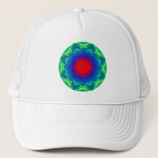 Sand Mandala Trucker Hat