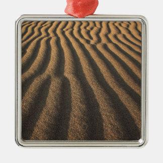 sand metal ornament