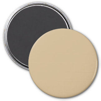 Sand Neutral Beige Pink Color Trend Blank Template Magnet