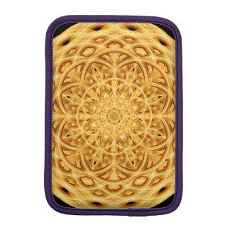 Sand Orb Mandala iPad Mini Sleeves