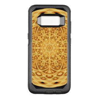Sand Orb Mandala OtterBox Commuter Samsung Galaxy S8 Case